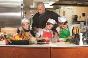 בית ספר לבישול לילדים - קרדיט צילום סטודיו שירן כרמל פטור מתשלום