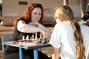 שדה. שחמט להמונים
