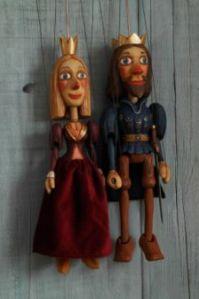 בובות על חוט. דלס ארט