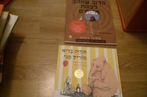 ספרים מוריס מגי