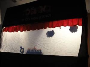 תיאטרון צלליות. מיניארט במוזיאון יפו